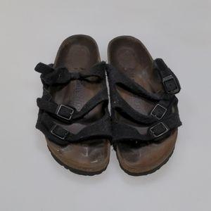Birkenstock Black Sandals Size 36